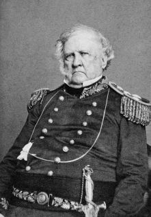 Major-General Winfield Scott