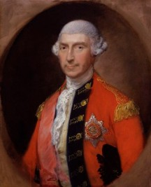 NPG 150,Jeffrey Amherst, 1st Baron Amherst,by Thomas Gainsborough